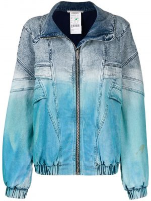 Stella McCartney Jacket Raimbow Blue