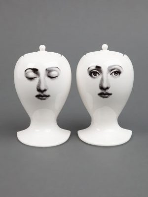 Fornasetti bookend