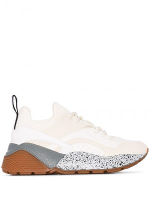 Stella McCartney  Sneaker plast.S.Gomma White/Grey