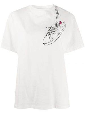 Golden Goose.D1 T-shirt White/Shoes