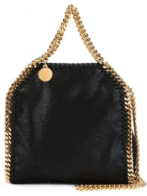 Stella McCartney Tiny Tote Falabella Black
