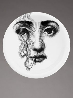 Fornasetti Round ashtray P23X323