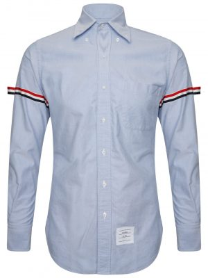 Thom Browne Shirt Blue