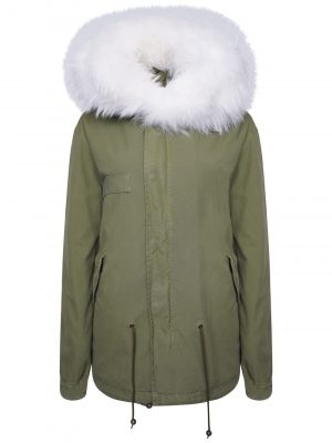 Mr Mrs Fun Italy 192 KFW Short Army/White Fur