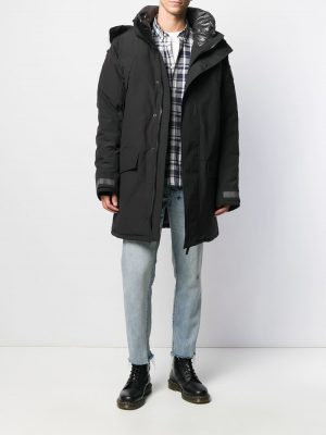 Canada Goose Sherridon Parka Black Label Black