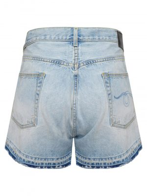 R13 Cross Over Short Blue