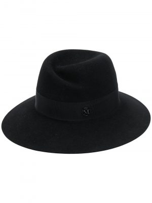 Maison Michel Virginie Hat Black