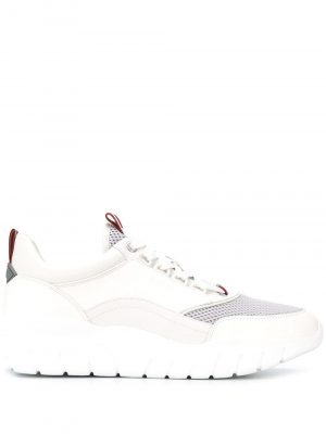 BIRKY T/07 MENS Fabric Sneaker White