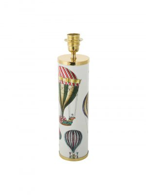 Fornasetti lamp base balloon