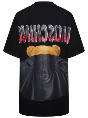 Moschino Bat-Bear T-shirt black