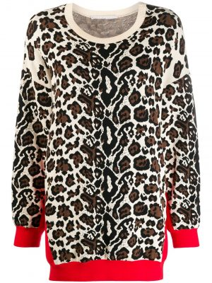 Stella McCartney jumper Animal Print