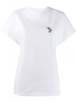 Jil Sander T-Shirt Cn Ss Knitted White