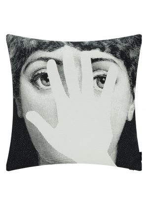 Fornasetti Mano cushion