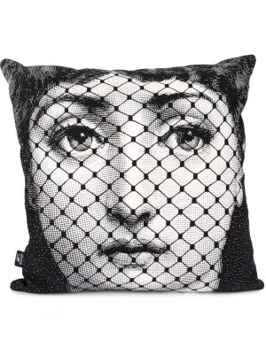 Fornasetti Burlesque Style cushion PILLTV004