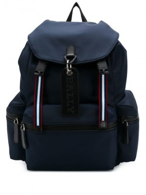 Bally CREW Nylon Backbag