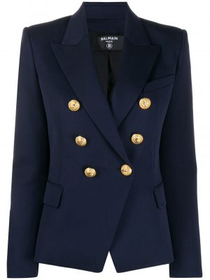 Blazer Navy/Gold