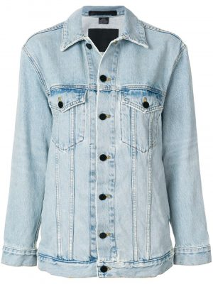 Alexander Wang Bleach Denim Jacket