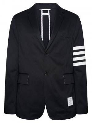 Thom Browne 415 4 Bar Blazer Navy