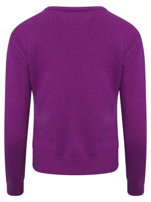 Alberta Ferretti Jumper Tuesday Purple