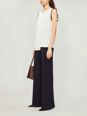MaxMara PENNY Top Off-white