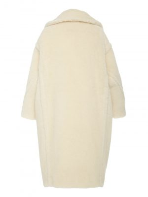MaxMara 001 TEDGIRL Coat White