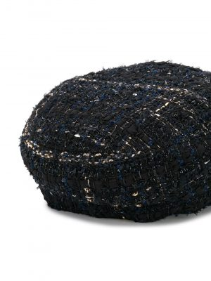 Maison Michel New Abby Hat Black/Mul