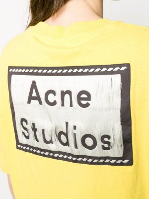 Logo T-Shirt Yellow