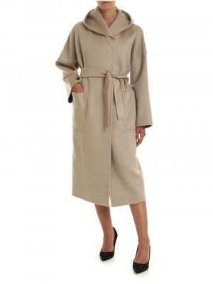 MaxMara MARILYN Coat Camel