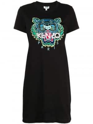 Kenzo Tiger Dress 99 Black