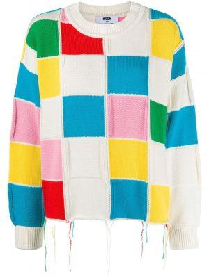 MSGM Sweater Multi-Colour