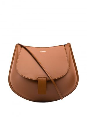 Crescent Bag Brown