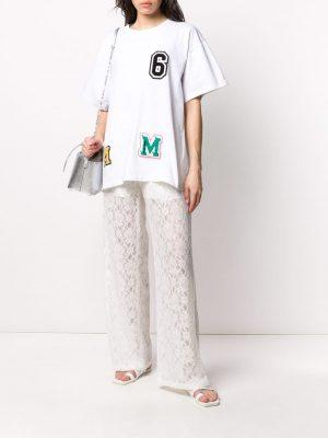 MM6 Lace Pants