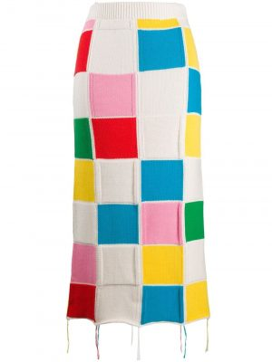 MSGM Skirt Multi-Colour