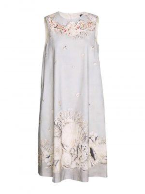 MaxMara Weekend CAIMANO Dress Grey