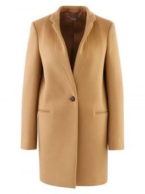 Stella McCartney Wool Coat Camel