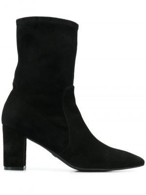 Stuart Weitzman 20SS S4006 Landry High Heel boots Black