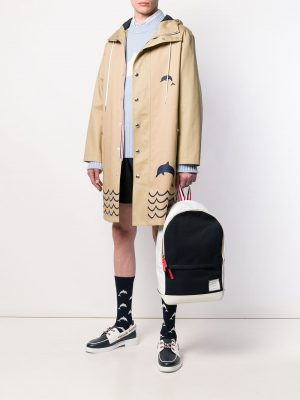 Thom Browne Dolphin Parka