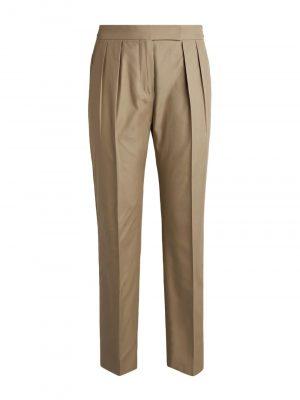 MaxMara LUCAS Trousers Camel