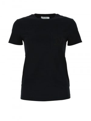 MaxMara ATZECO T-shirt Black