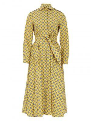 MaxMara REY Dress Yellow