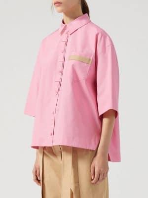 Sportmax RADICA Shirt Top Pink