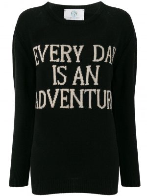 ALBERTA FERRETTI Sweater Black