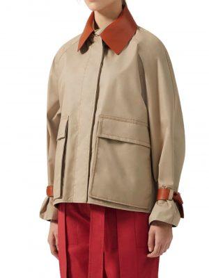 Sportmax AEROSO Jacket Camel