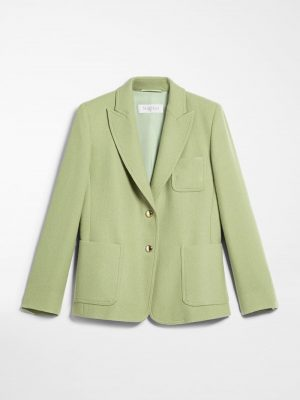 MaxMara ZERO Jacket Green