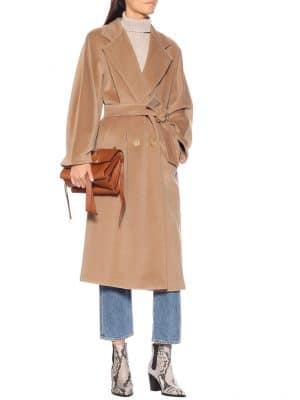 Max Mara Camel MADAME Coat