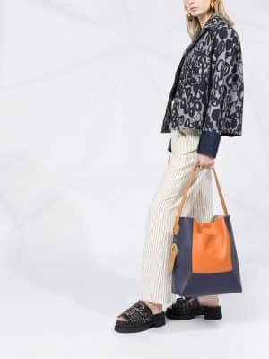 Marni SAC Block Tote Handbag