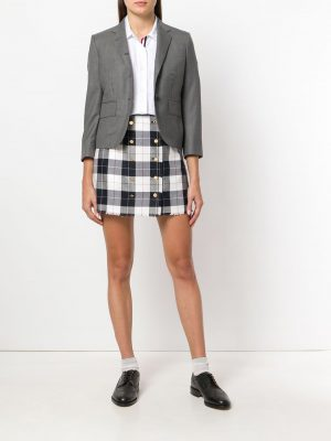 Thom Browne cropped wool blazer