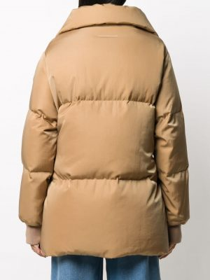 MM6 MAISON MARGIELA Padded Jacket Camel
