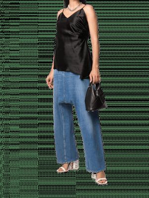 MM6 MAISON MARGIELA dropped-crotch jeans