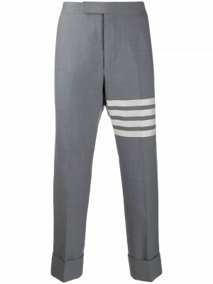 Thom Browne 4-Bar Woven Trousers